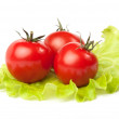 Stock Photo: Tomatoes.