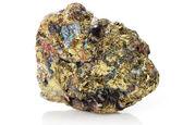 Chalcopyrite crystal — Stock Photo