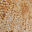 Wine Bottle Corks - Stock Photo