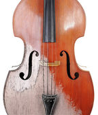 Classical contrabass. — Stock Photo