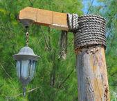 Image of a street light — Stock Photo