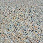 Kamienie morze przy plaży kamyki — Zdjęcie stockowe