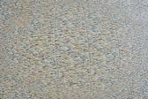 Pedras do mar com a praia de seixos — Foto Stock