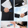 Stock Photo: Business