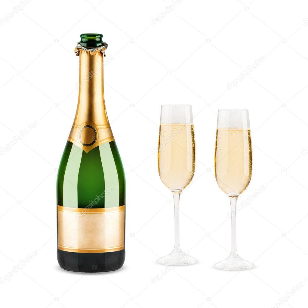 Почему шампанское не открывается