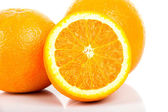 Sweet orange fruit — Stock Photo