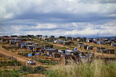 South Africa - Township — Stock Photo