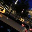Berlin - Brandenburger Tor with Taxi - Capital in Action — Stock Photo #29878779