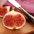 Figs closeup — Stock Photo