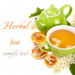 Herbal tea — Foto Stock #14055139