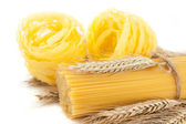 Spaghetti and Pasta — Stock Photo