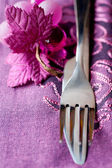 Knife and fork. — Stock Photo