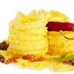 Italian pasta. Macaroni. — Stock Photo #17171513