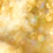 Christmas gold background — Stock Photo