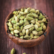 green cardamom — Stock Photo