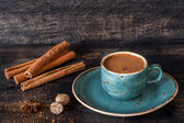 Coffee and spices — Stockfoto