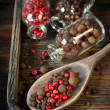 Peppercorns — Stock Photo