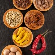 Stock fotografie: Colorful spices