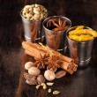 Foto Stock: Various spices