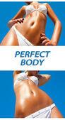 Perfect body — Stock Photo
