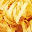 Close up of a italian pasta on white background — Stock Photo #14061232