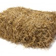 Hay on white background — Stock Photo #13735331