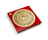 Chinese Feng Shui compass — Stock Photo