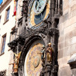 Stock Photo: Clock in prague