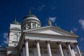 Katedralen i helsingfors — Stockfoto