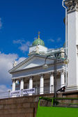 Cathedral in Helsinki — Stock Photo