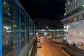 STOCKHOLM, SWEDEN-OCTOBER 14: The ferry Silja EUROPA is moored a — Stock Photo