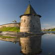 Pskov Kremlin, Flat Tower — Stock Photo