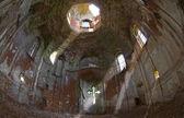в старой церкви — Стоковое фото