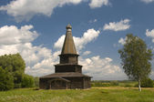 Kilise inşa 1595 varsayım — Stok fotoğraf