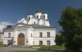 Catedral de san nicolás. nóvgorod — Foto de Stock