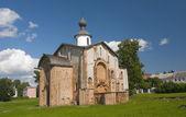 Church of St. Paraskeva Piatnitsa in the marketplace — Foto de Stock