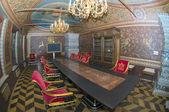 Bureau intérieur dans le palais du prince volkov-youssoupov, moscou — Photo