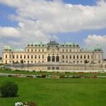 Palace Belvedere Vienna Austria — Stock Photo #18542203