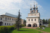 Yuriev-Polsky. Monastery of Archangel Michael — Stockfoto