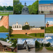 Veliky Novgorod  — Stock Photo