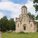 Spaso-Andronikov monastery. Spasskiy cathedral 15 the century — Stock Photo #27153655