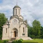 Spaso-Andronikov monastery. Spasskiy cathedral 15 the century — Stock Photo #27154021