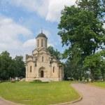 Spaso-Andronikov monastery. Spasskiy cathedral 15 the century — Stock Photo #27154391