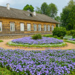 The house-museum of the Osipov-Wolf and the manor park Trigorsko — Foto Stock