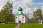 Church of the Transfiguration (1152) in Pereslavl-Zalessky, Russ — Stock Photo