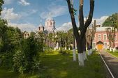 Kyrkan st john chrysostom — Stockfoto