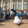 Breakdancing — Stock Photo