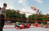 Professional wrestling — Stock Photo