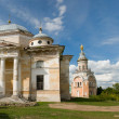 Torzhok. Tver region. Borisoglebsky monastery — Stock Photo #32658645
