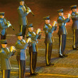 Orchestra recruits Finnish Defence Forces — Lizenzfreies Foto